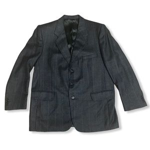 CHAYBAN's Men Exclusively Tailored Suit Blazer XL